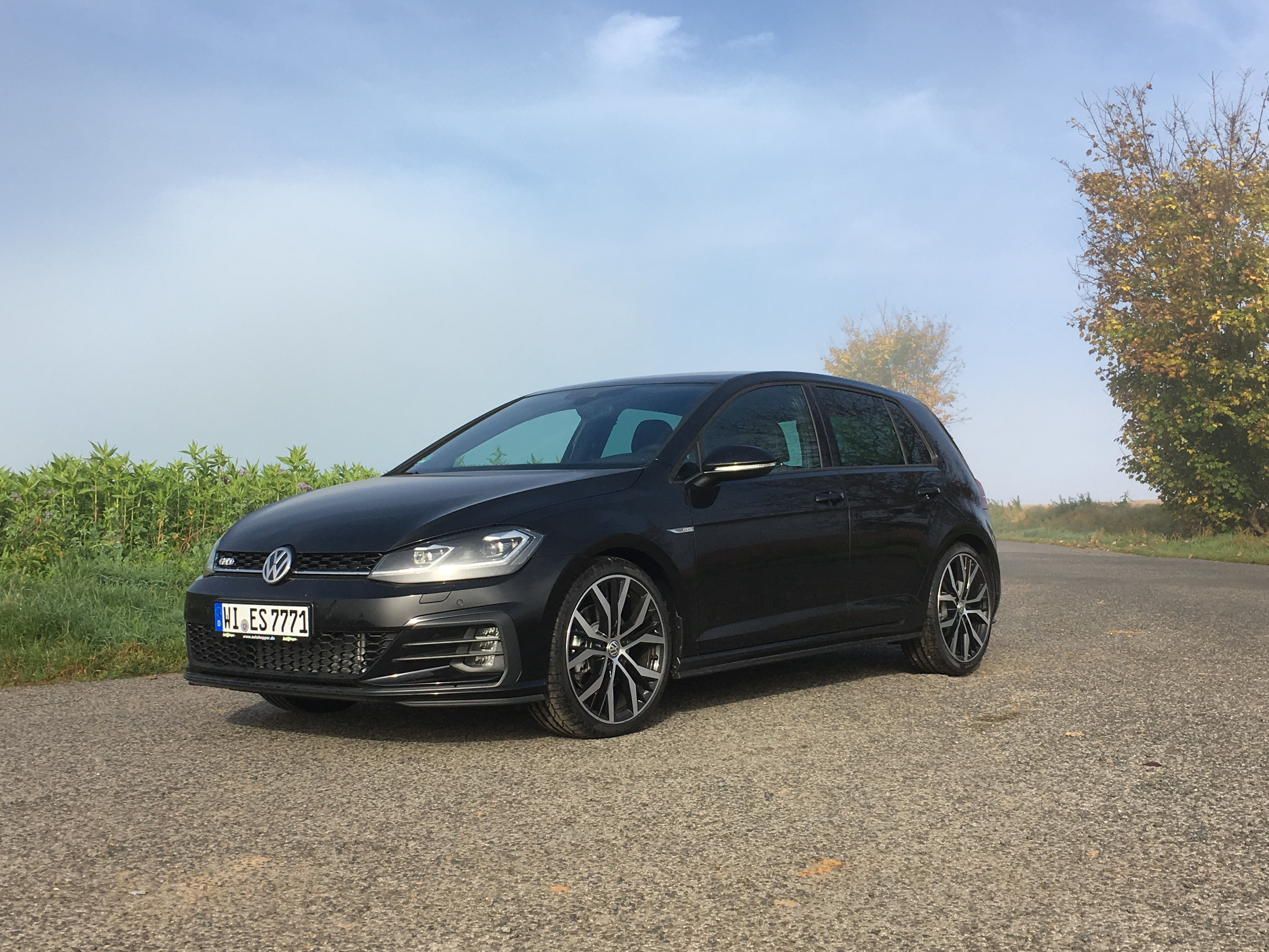 VW Golf VII GTD